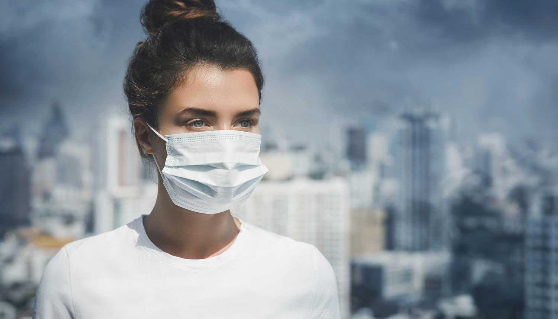 Comment la pollution de l'air maltraite votre système respiratoire ?