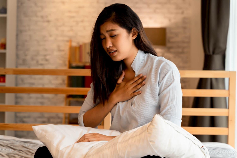 Grossesse et essoufflement : que faire ?